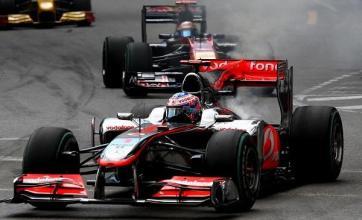 Mercedes match McLaren's pace