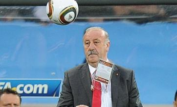 Del Bosque wary of Chile threat