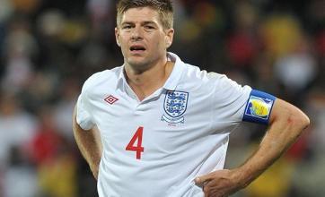 Gerrard backs Green