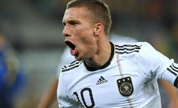 Germany sweep past Socceroos