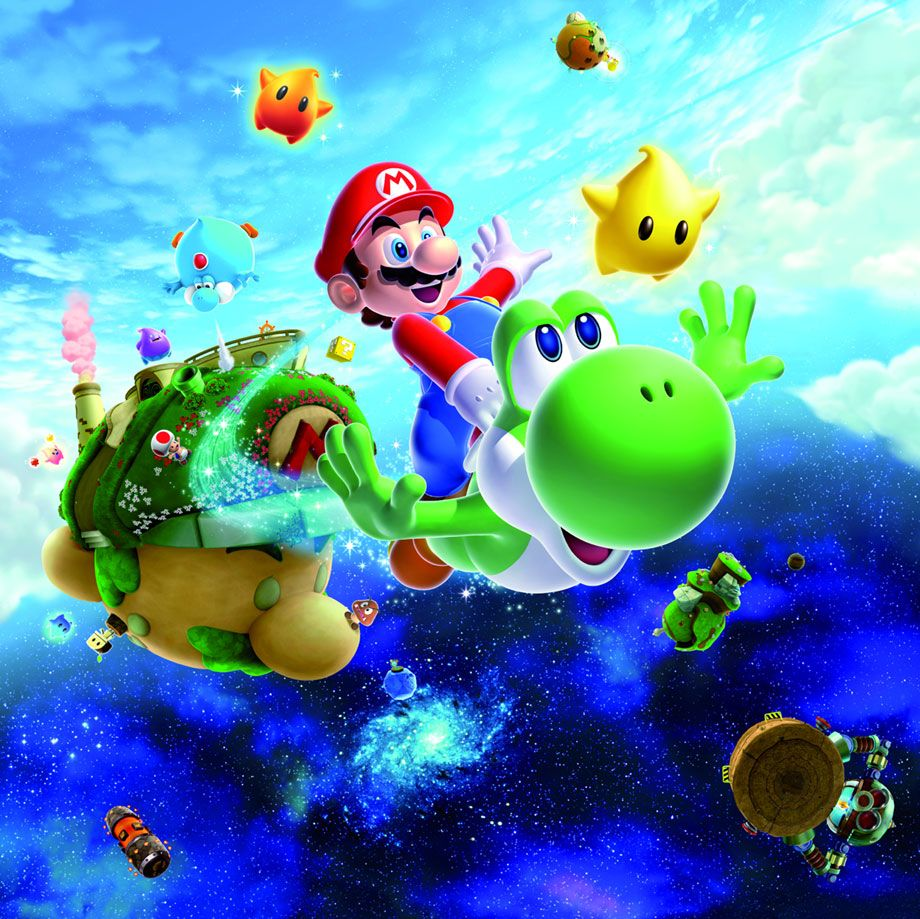 Super Mario Galaxy 2 review – still the best game ever?