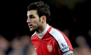 Cesc Fabregas transfer talks are imminent (PA)
