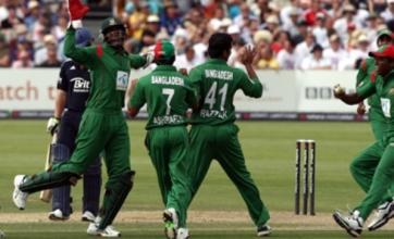 England suffer first ever loss to Bangladesh