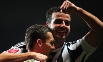 Steven Taylor suffers shoulder injury as Newcastle beat Carlisle