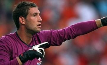 Maarten Stekelenburg in the running to be Arsenal's new number one