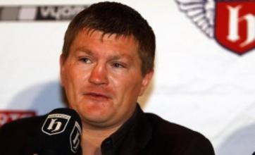 Ricky Hatton could face Amir Khan after renewing boxing licence