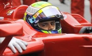 Felipe Massa says he is not the number two at Ferrari (Allstar)