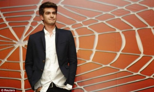 Andrew Garfield will play Peter Parker in the next Spider-Man movie, a 3D treat coming your way in 2012