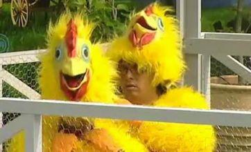 Big Brother 2010: Housemates mark a mirthful International Jokes Day