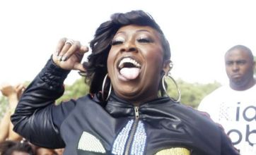 Missy Elliott booted off stage at Wireless after turning up late
