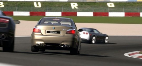 Gran Turismo 5 - you could buy an actual car for that price