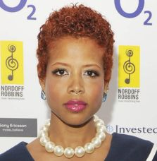 Kelis caused a scene at T4 On The Beach