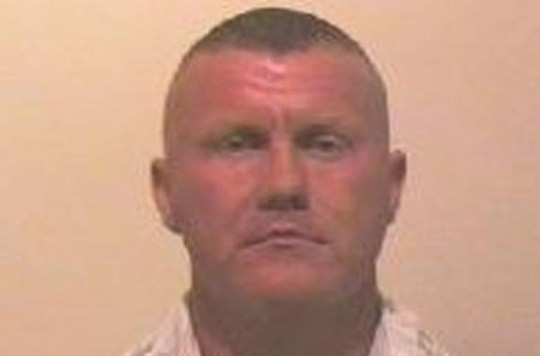 Suspect: Raoul Thomas Moat, who is believed to have shot an injured his ex-girlfriend and killed her new lover, has written a 49-page 'confession' letter