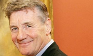 Michael Palin: I'm very proud of the Monty Python fish-slapping dance