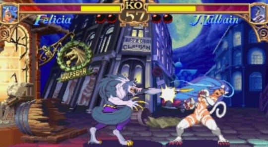 Darkstalkers - is it on the comeback trail?