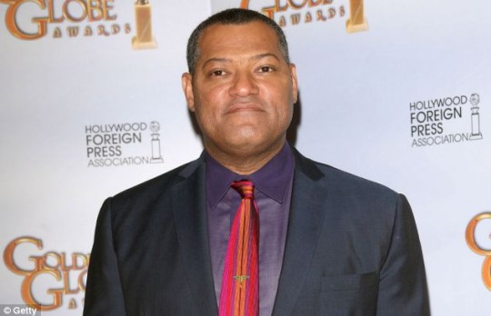 Laurence Fishburne: Stars in Predators