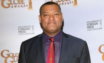 Laurence Fishburne: Britain has some of the best young acting talent