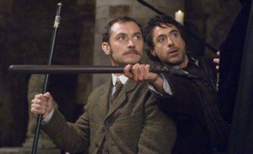 Sherlock Holmes 2 to start shooting in October