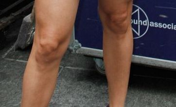 After Kate Moss: More celebrities with knobbly knees