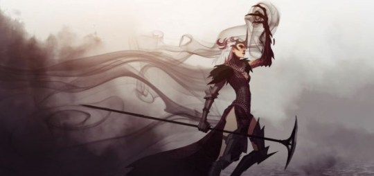 Dragon Age II: the first piece of concept from the new game