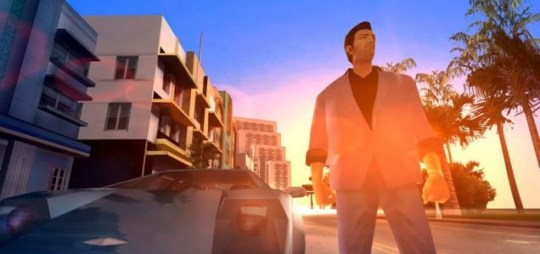 Grand Theft Auto: Vice City - back to the '80s, again