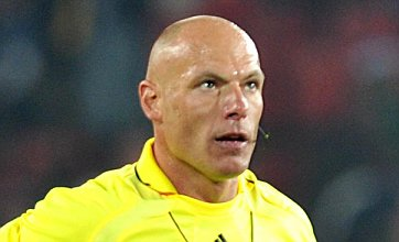 Howard Webb: Top five facts about England's World Cup final referee