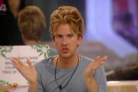 Ben really wasn't happy with the other housemates playing last night