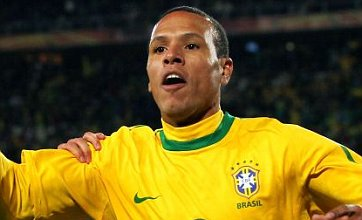 Luis Fabiano 'offered to Spurs for transfer', Harry Redknapp reveals