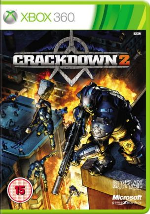 Crackdown 2 - the new slim Xbox 360 was the real winner this week