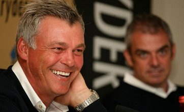 Darren Clarke puts feud in past to help out Colin Montgomerie at Ryder Cup