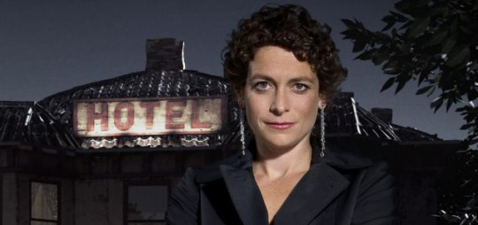 Alex Polizzi attempts to revive the failing Astor Hotel in Plymouth in tonight's episode of The Hotel Inspector