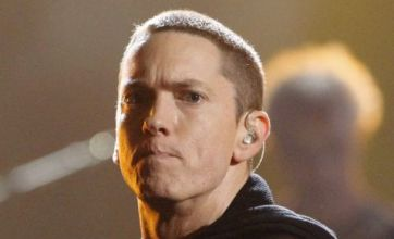 Eminem and Rihanna turn up the heat as they shoot Love the Way You Lie music video