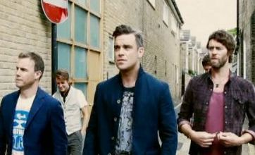 Take That 'ban booze' on tour