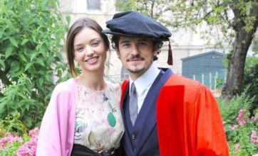 Orlando Bloom and Miranda Kerr get married in secret