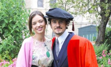 Orlando Bloom is 'great', say in-laws