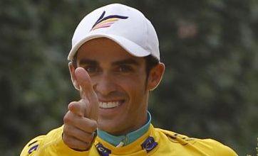 Alberto Contador seals Tour De France win