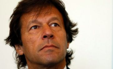 Imran Khan: Afghanistan war has made Britain 'less safe'