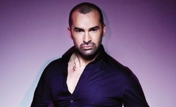 Louie Spence: I dine with David and Victoria Beckham