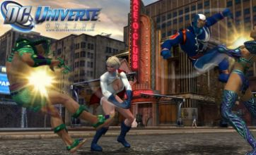 DC Universe goes online in November