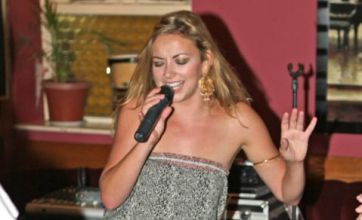 Charlotte Church denies new romance as she parties the night away
