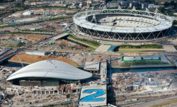 London shaping up to provide lasting legacy from 2012 Olympics