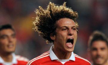 Benfica demand £33m for Chelsea target David Luiz