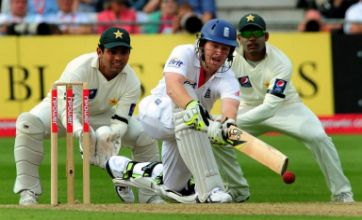 England v Pakistan: Greed is good for run-hungry centurion Eoin Morgan