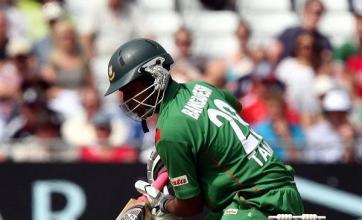 England slow Bangladesh