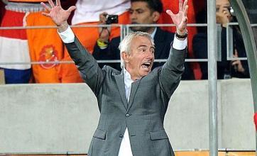 Van Marwijk: Don't make comparisons