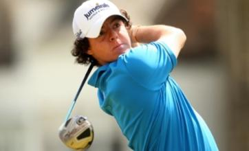Rory McIlroy moves into contention as Matt Kuchar leads USPGA