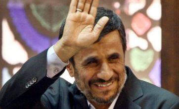 Iranian president Ahmadinejad challenges Obama to TV debate