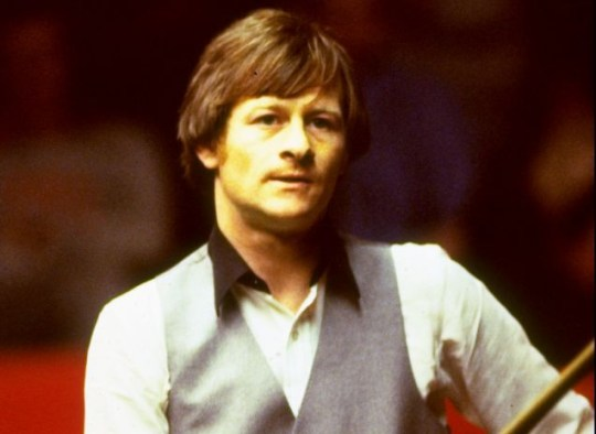 Alex Higgins certainly had a few tricks up his sleeve (Getty)