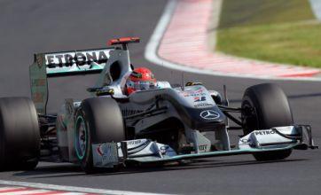 Michael Schumacher admits being 'sorry' over Rubens Barrichello block