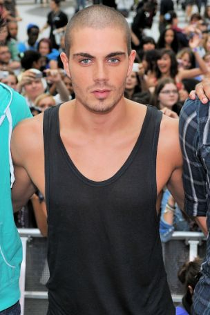 Wanted: The Wanted's Max George